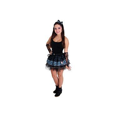 Imagem de Fantasia Saia / Tiara Monster High Frankie Sulamericana Fantasias