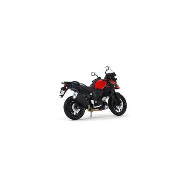 Imagem de Moto Suzuki V-Strom - Miniatura - Escala 1/12 - Maisto