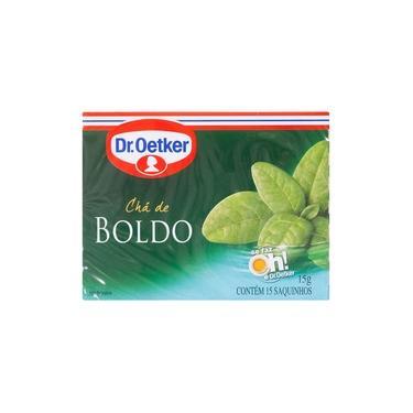 Chá Dr Oetker Boldo 15g