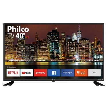 "Imagem de Smart TV Philco 40"" PTV40M60S LED - Netflix Bivolt"