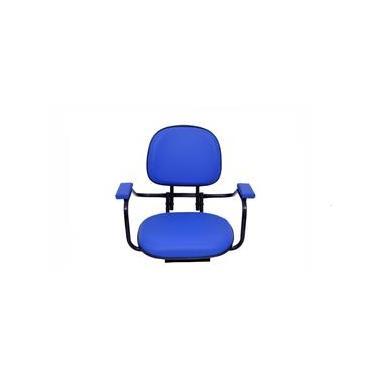 Cadeira Para Barco Giratória Estofada Com Braço