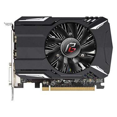 Imagem de Placa de Video ASROCK Radeon RX 550 2GB Phantom Gaming DDR5 128BITS - 90-GA0500-00UANF