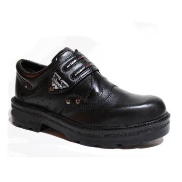 Imagem de Bota Sapato Estilo Roqueiro Netony Calçados Preto  masculino
