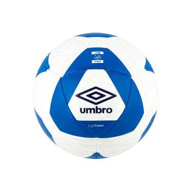 Bola de Futebol de Campo Umbro Cup Trainer - BRANCO AZUL Umbro 59ff012cff0f0