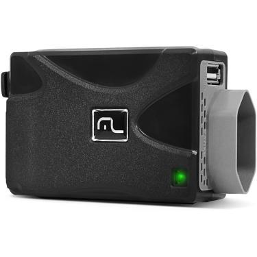 Inversor de Voltagem 150W 12V para 110V com Tomada USB Conversor de Potência Multilaser AU900