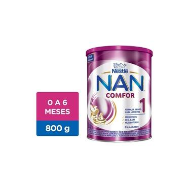 Fórmula Infantil NAN Comfor 1 800g