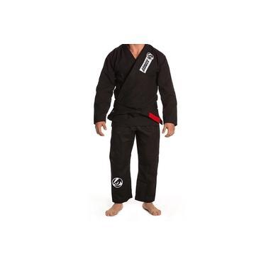 Kimono Jiu Jitsu Bad Boy First Preto