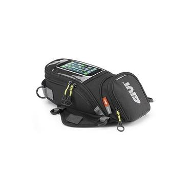 Bolsa De Tanque Givi Ea106b De 6 Litros Com Encaixe Magnetico
