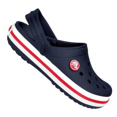 Calçado Crocs Infantil Crocs Crocband Marinho Menino