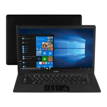 Imagem de Notebook Multilaser Ultra UB320 Intel Pentium - Quad-Core 4GB 120GB SS