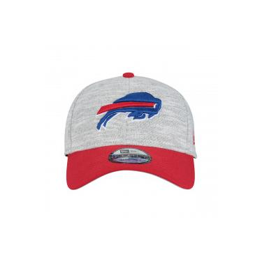 Boné New Era 9FORTY Buffalo Bills - Snapback - Adulto - CINZA CLARO New Era 06541574817