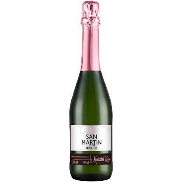 Espumante Moscatel Rosé San Martin 660ml