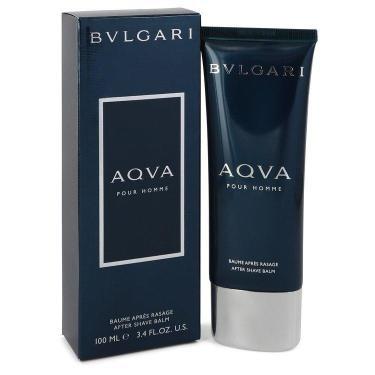 Perfume/Col. Masc. Aqua Pour Homme Bvlgari Bálsamo Pós Barba