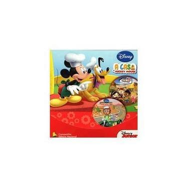 Maletinha Disney Junior - 3 Livros Para Colecionar - Disney - 9788504017410