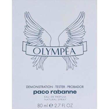 Imagem de Perfume Paco Rabanne Olympea Fem 80ml Cx Branca