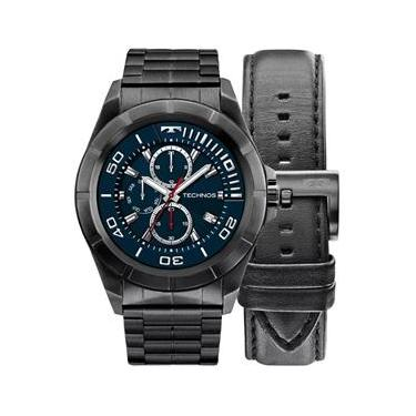 Relógio de Pulso Masculino Technos Troca pulseira   Joalheria ... cc9ea41ae5