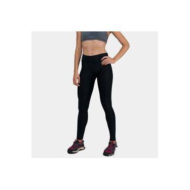 Calça feminina Leg Legging Fitness Feminino Básico Suplex Academia