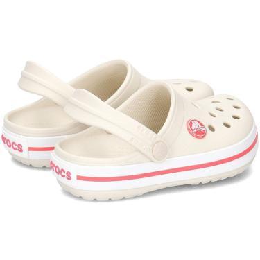 Crocs Crocband Clog K Stucco/Melon  Infantil  -204537