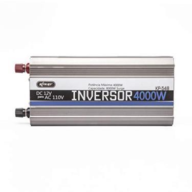 Inversor Conversor Veicular C/potencia 4000W 12V P/ 110V Knup KP-548