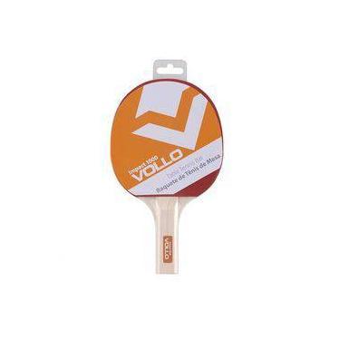 Raquete Tenis De Mesa Impact 1000 Vt602 Vollo