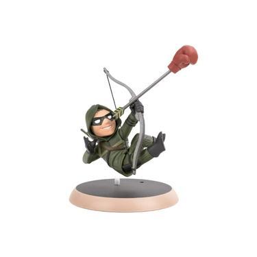 Imagem de Action Figure Arqueiro Verde Q-Fig DC Comics Quantum Mechani