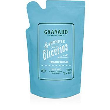 Granado Glicerina Tradicional Refil - Sabonete Líquido 300ml