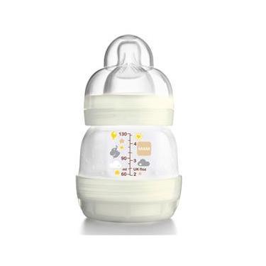 Mamadeira MAM First 130ml Bebê Saúde