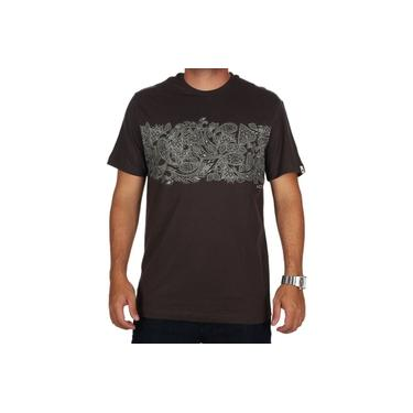 Camiseta Estampada Mcd Paisley - Avelã