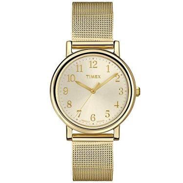 Relógio de Pulso Timex Aço   Joalheria   Comparar preço de Relógio ... 72d77f7a5c
