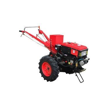 Micro Trator Motocultivador Diesel com Enxada Rotativa Motor 12.5 hp Partida Elétrica