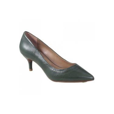 Sapato Scarpin Uza Couro J14H612B0021