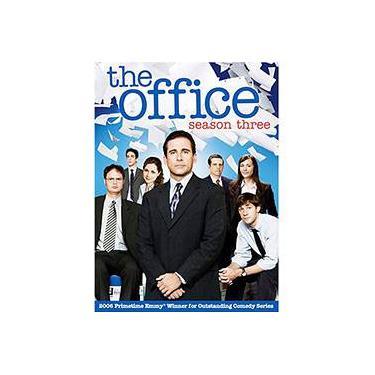 DVD The Office: Season Three- Importado - 4 DVDs
