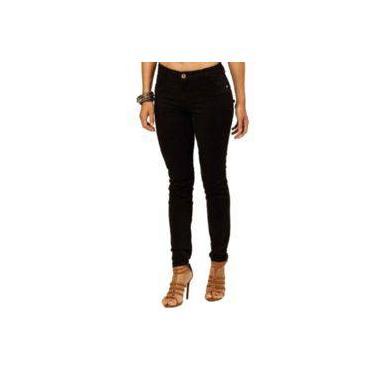 Calça Feminina em Sarja Skinny Coca-Cola Jeans 23202422