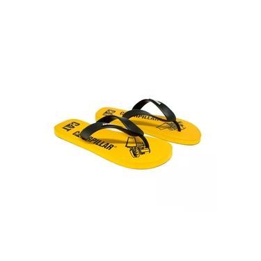 Chinelo Caterpillar Amarelo Classico Verão 2020