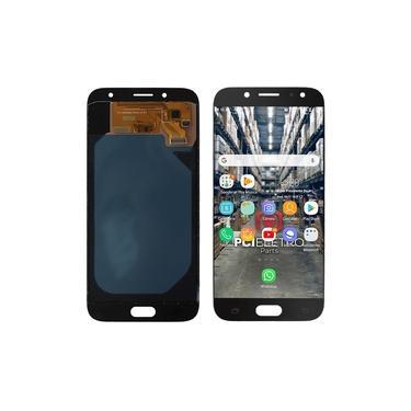 Tela Frontal Display Touch J7 Pro J730 Incell Preto Novo