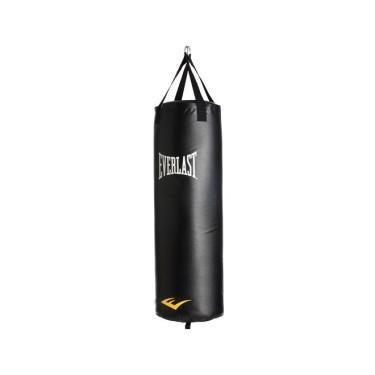 Saco Boxe Pancadas Everlast Cheio 27kg - 86x33cm Sh4006wb