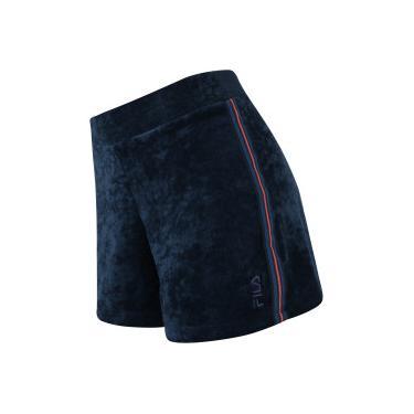 Shorts Fila Plush Taped - Feminino Fila Feminino