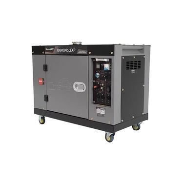 Gerador Energia A Diesel Toyama Tdg8500slexp Partida Elétrica 7 Kva Bivolt