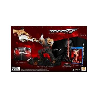 Tekken 7: Collector`s Edition - PS4