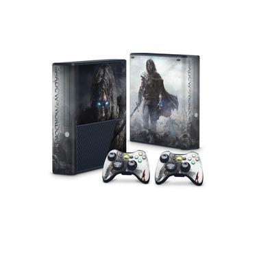 Skin Adesivo para Xbox 360 Super Slim - Middle Earth: Shadow Of Mordor
