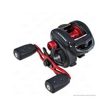 Carretilha De Pesca Abu Garcia Black Max Bmax3 Direita Ou Esquerda 6.4:1 Drag 8Kg