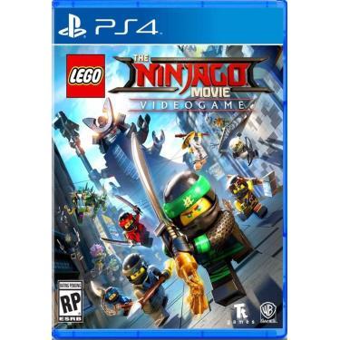 Ps4 Lego Ninjago Movie