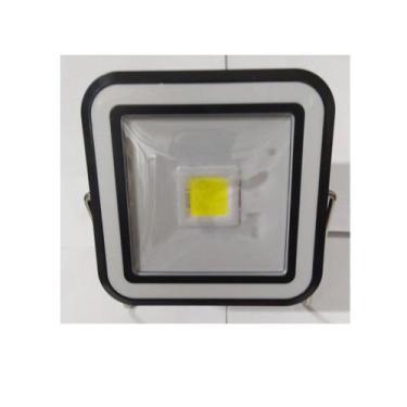 Imagem de Luminária De Emergência Solar - Quadrada - S/M