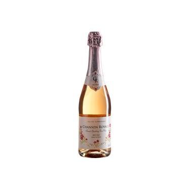 Vinho Espumante Francês Chanson Royale Brut Rosé 750ml