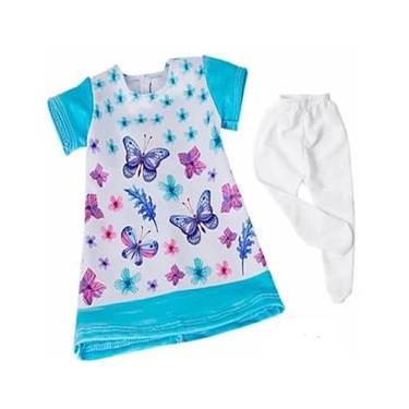 Roupa para Boneca - Kit Vestido Borboleta – Veste Bonecas tipo  American Girl e Our Generation - Laço de Fita
