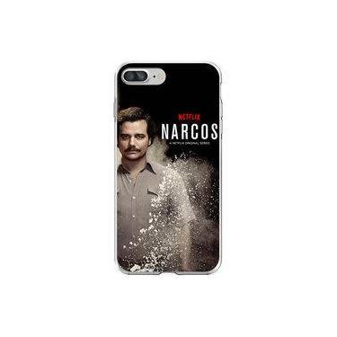 Capa para iPhone 8 Plus - Mycase | Narcos | Pablo Escobar