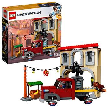 LEGO OVERWATCH-75972-O SHOWDOWN DE DORADO