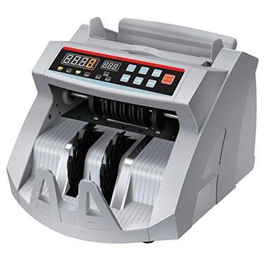Maquina De Contar Dinheiro Cedulas Detecta Nota Falsa 220 V
