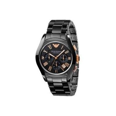 f96ed08faa Relógio Emporio Armani masculino Ceramic AR1410