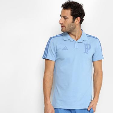 Camisa Polo Palmeiras Adidas Cotton Masculina - Masculino d9cb67b57e8f7